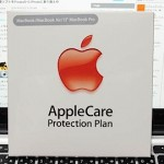 MacBook Pro用にAppleCare Protectionを買ってきた