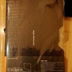 MacBook Airにぴったりな『AIRTEGO』のケースをゲットした!!