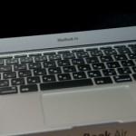Macbook Airのストレージが不足気味なので大容量タイプに交換したい