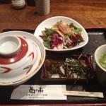 池袋・『酉の市』で名古屋コーチンの激ウマ親子丼を喰らう