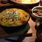 下北沢・黒川食堂で限定メニューのほうとうを食らう