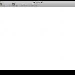 MacBook Proの『画面共有』が真っ白になったときのおまじない