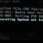 間違えてDELLのデスクノートPCのシステムディスクをフォーマットしてしまった (;´Д`)