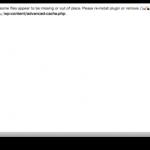 WordPressの高速化プラグインの『W3 Total Cache』をアンインストールしようとしてえらい目にあった… (;´Д`)