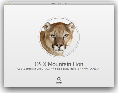 Moutain Lion