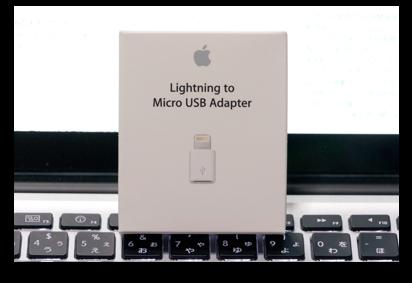 Lightning microusb 01s