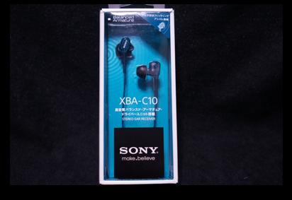 Sony xba c10 01s